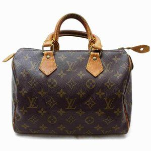 Louis Vuitton Bags - Louis Vuitton Speedy 25 Monogram Handbag 11484